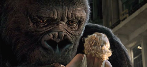 King Kong. FOTO:Universal