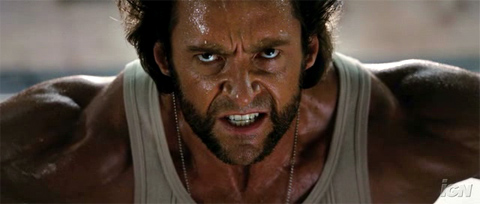 Hugh Jackman i Wolverine.